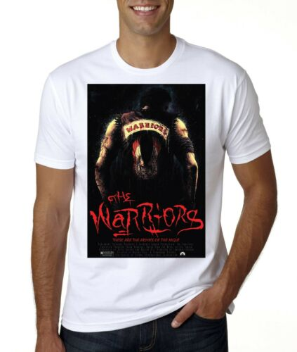 THE WARRIORS MOVIE POSTER T-SHIRT