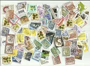 Austria-postage-stamps-x-83-mainly-off-paper-used