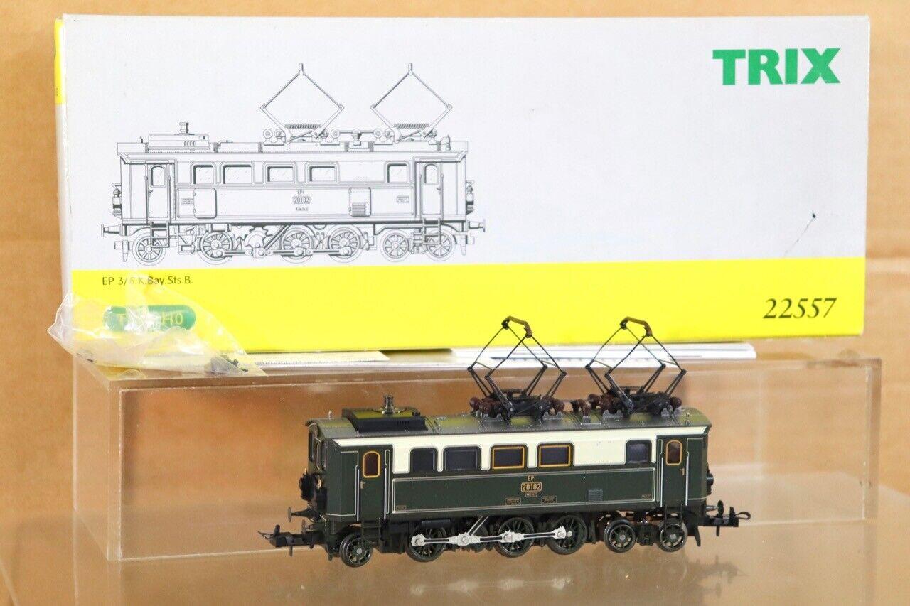 TRIX 22557 KBAY CLASS EP 3 6 E-LOK LOCOMOTIVE 20102 MINT BOXED nt