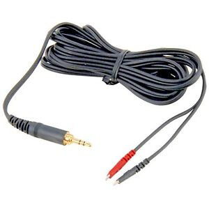 Sennheiser-523875-sustitucion-cable-3-5m-para-hd-25-hd-25-II-auriculares-original