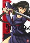 BLOOD-C Izayoi Kitan 02 von Ryou Hazuki (2014, Taschenbuch)