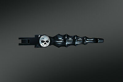 Kuryakyn Black Zombie Levers For 1996 -2017  Harley Clutch Cable 1090