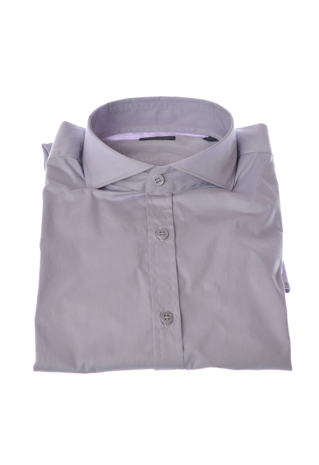 Paolo Pecora - Shirts-Shirt - Man - Grau - 3000706C183723