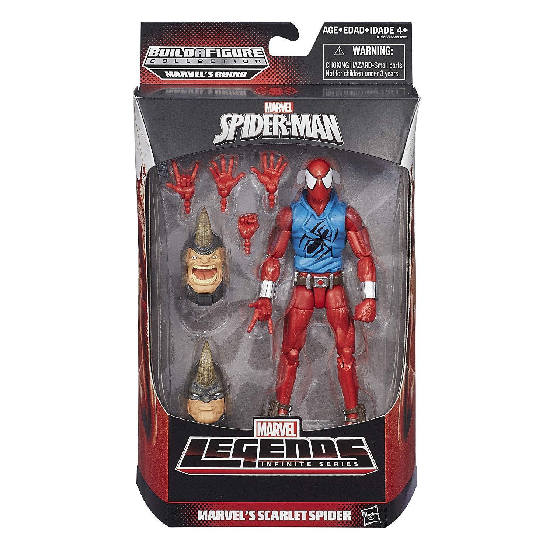 Marvel Legends Infinite Series Scarlet Spider