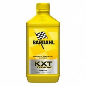 Olio motore racing KXT OFF ROAD 1 litro Bardahl