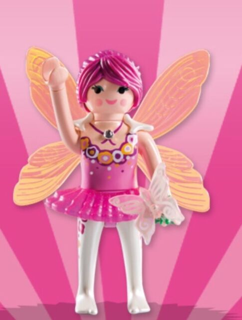 Playmobil 5597 Series 8  - Fairy with Butterfly -  NEW