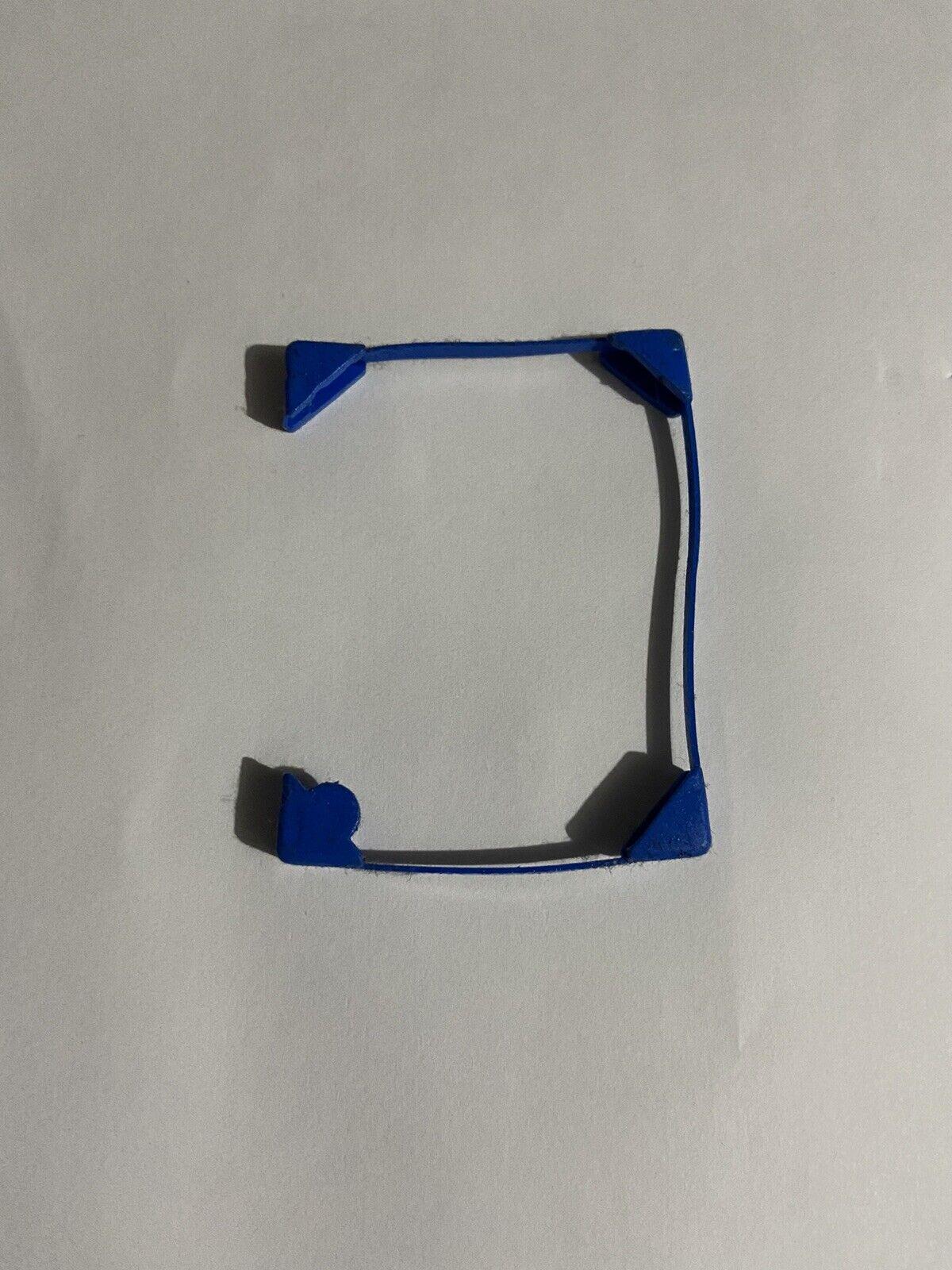 Blue Rubber Hard Drive HDD Caddy Holder HP COMPAQ 2510p Laptop HDD