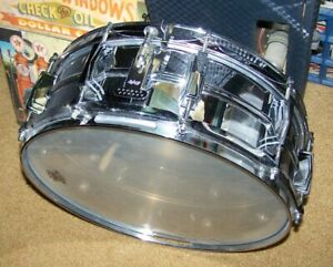 Bien Informé Ludwig Supraphonic Snare Drum 1967 Plus Beaux Utilisé Une Sur -afficher Le Titre D'origine Un RemèDe Souverain Indispensable Pour La Maison