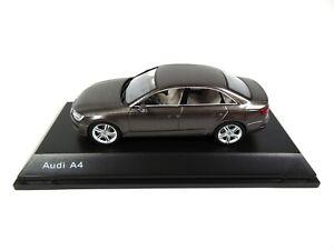 Audi-A4-Argus-Brown-1-43-Spark-Dealer-Pack-Voiture-Model-Car-4133