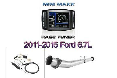 ford  mini maxx tuner egr repair dpf pipe kit powerstroke diesel ebay