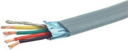 MULTICOMP SPC19822-RH * 100 ft SHLD FLAT PHONE LINE CORD 8COND 24AWG