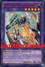 Yu-Gi-Oh Gladiatore Bestia Essedarii DL18-IT010 Rara ITA Gladiator Beast EXVC