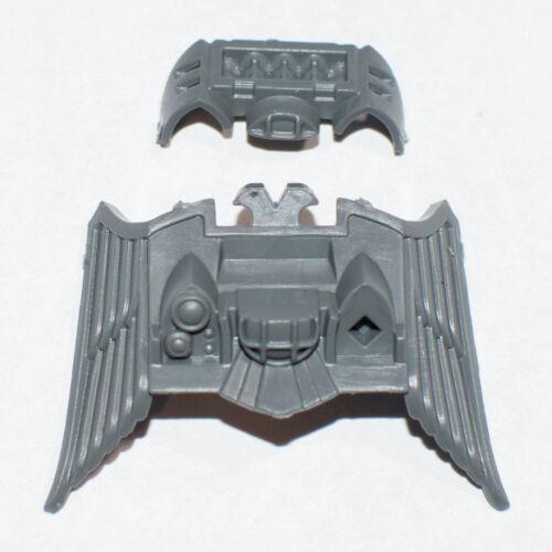 G2706 Dark Angels Ravenwing Command Squad Windshield D