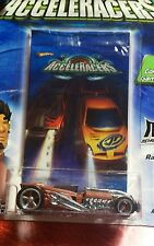 2004~HOT WHEELS~ACCELERACERS~RAT-iFIED   #8 of 9~3 COLLECTIBLE GAME CARDS