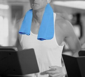 2x-Ice-Cooling-Towel-Washable-Reusable-Outdoor-Sport-Jogging-Cycling-Gym-Chilly