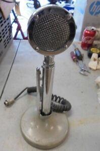 Astatic D-104 Push to Talk Microphone