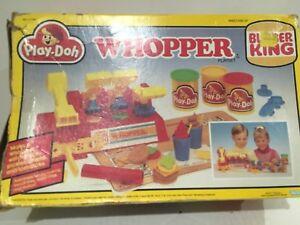 Burger-King-Play-Doh-set-preowned