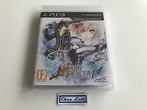 Fairy-Fencer-F-Sony-PlayStation-PS3-FR-Neuf-Sous-Blister