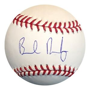Brendan-Rodgers-Signed-Official-Major-League-Baseball-PSA-DNA-ROOKIEBALL-Rockies