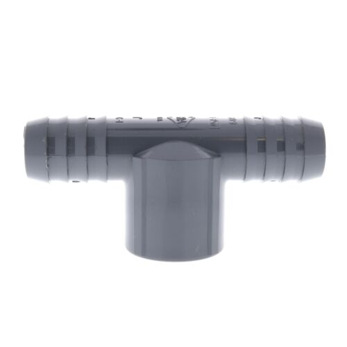 """Barb Tubing x FPT Tee Adapter-Barb Size:1/""""-FPT Size:1/"""""""