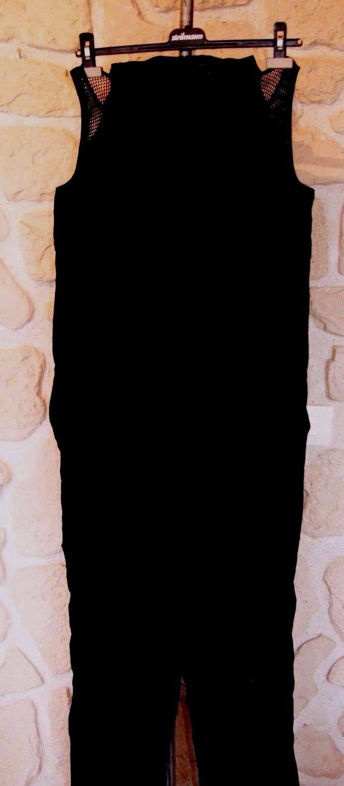Combi pantalon black marque Eva Kayan size 40 étiqueté à