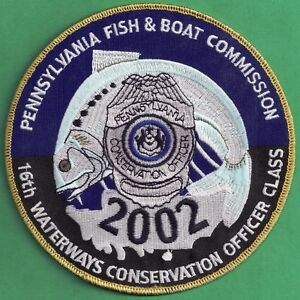 Pa Penna Fish Commission 6 2002 16th Waterways