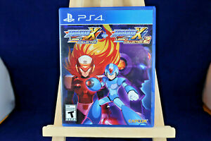 Mega Man X Legacy Collection 1 + 2 [ 8 Games in 1 Pack ] (PS4) FREESHIP