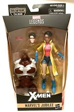 "avec Cali Marvel Hasbro Legends Series 6/"" Collectible Figurine Jubilee Toy"