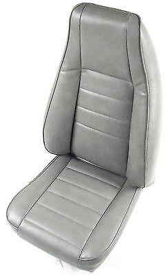 NEW JEEP 1991-1996 YJ WRANGLER FIXED BUCKET SEATS UPH KIT