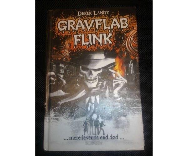 Gravflab Flink, Derek Landy, genre: ungdom