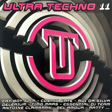 Compilation 2xCD Ultra Techno 11 - France (M/EX+)