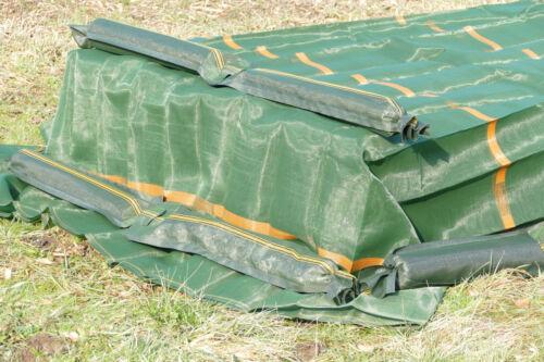 Siloschutzgitter Monofilgewebe Siloabdeckung Silagenetz 220g//m² von 80-1500m²