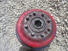 Ford 8n Tractor Original Left Hub Wheel Drum Assembly With Brake Parts