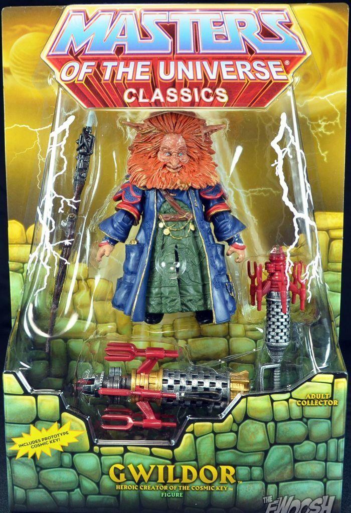 Maitres de l'Univers MOTU Classics - Gwildor
