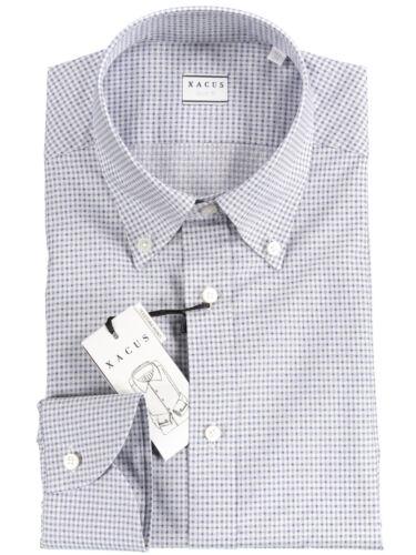 tailor Camicia Uomo Quadretti 91417 Fit Blu Xacus Col Art fpgqxpCEw