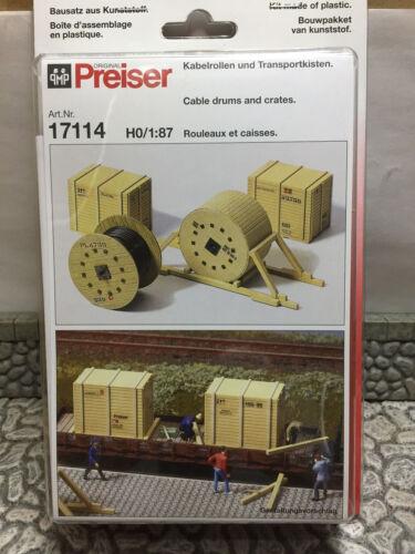 Preiser 17186 h0 Création Atelier Kit.