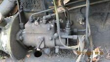 David Brown 990 Tractor Injection Pump