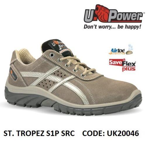 Upower Scarpa da lavoro antinfortunistica ST TROPEZ S1P SRC U-POWER UK20046