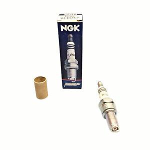Neuf-NGK-Iridium-Ix-Allumage-Prise-1993-2018-Kawasaki-ZR110-Ninja-Zz-R-CR9EIX-6R