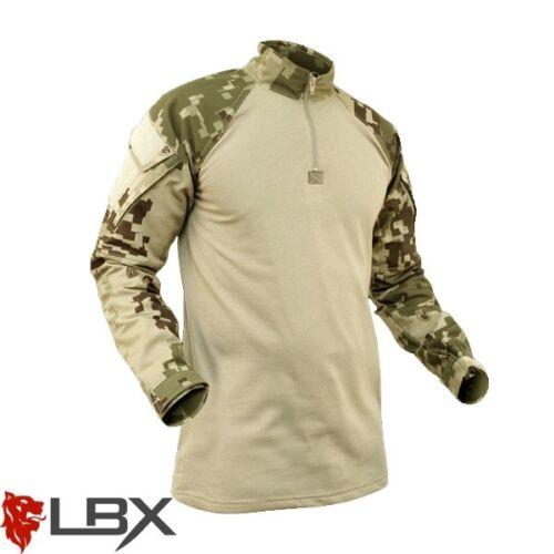 LBX Tactical Assaulter Shirt PROJECT HONOR Multicam LBT Combat Shirt Extra Large