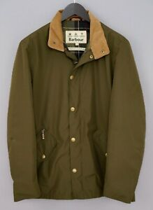 Barbour-Spoonbill-Casual-Giacca-Uomo-Traspirante-Impermeabile-Jacket-Tg-M