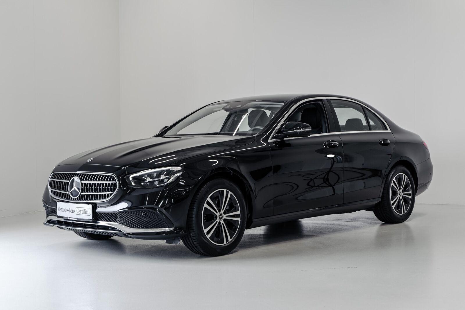 Mercedes E220 d 2,0 aut. 4d - 589.900 kr.