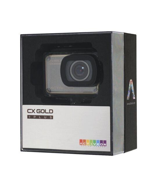 ACTIVEON GCB10W CX GOLD PLUS Action Cam, WLAN, Touchscreen - neu