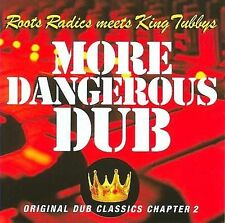 KING TUBBY/ROOTS RADICS - MORE DANGEROUS DUB (NEW CD)