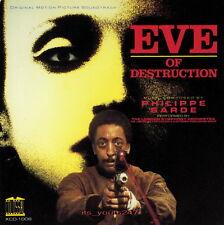 Eve Of Destruction - Original Soundtrack [1991] | Philippe Sarde | CD