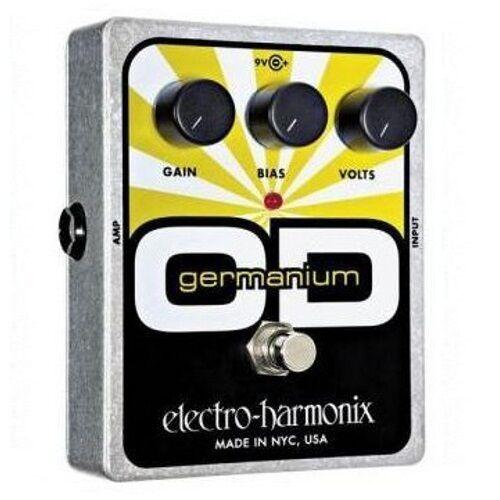 Pédale d'Effet Electro-Harmonix Germanium OD Overdrive