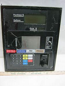 Tokheim Fuel Pump Keypad And Card Reader 2400255 016a Ebay