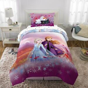 Disney Frozen Princess Anna Amp Elsa Full Double Comforter