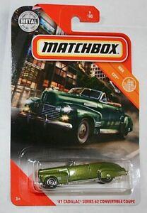 Matchbox ´41Cadillac Series 62 Convertible Coupe