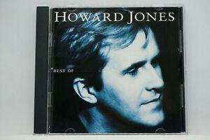 Howard-Jones-Best-Of-CD-Album-1st-Press-HTF